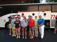 Day 1: Burlington to Montgomery, AL.