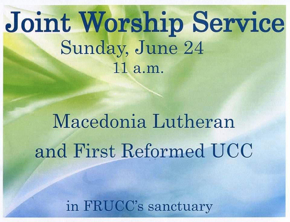 FRUCC and MLC Joint Worship