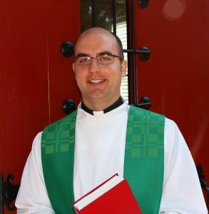 Pastor Adam Miller-Stubbendick