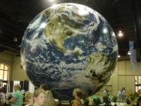 Globe at the Gathering