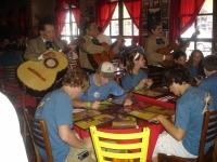 Mariachi band at Mi Tiera