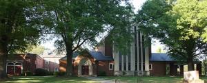 Present Church Building 1965-Present.