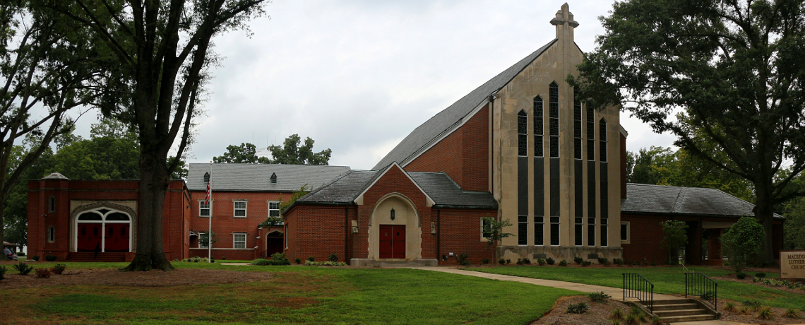 Macedonia Lutheran Church Burlington NC