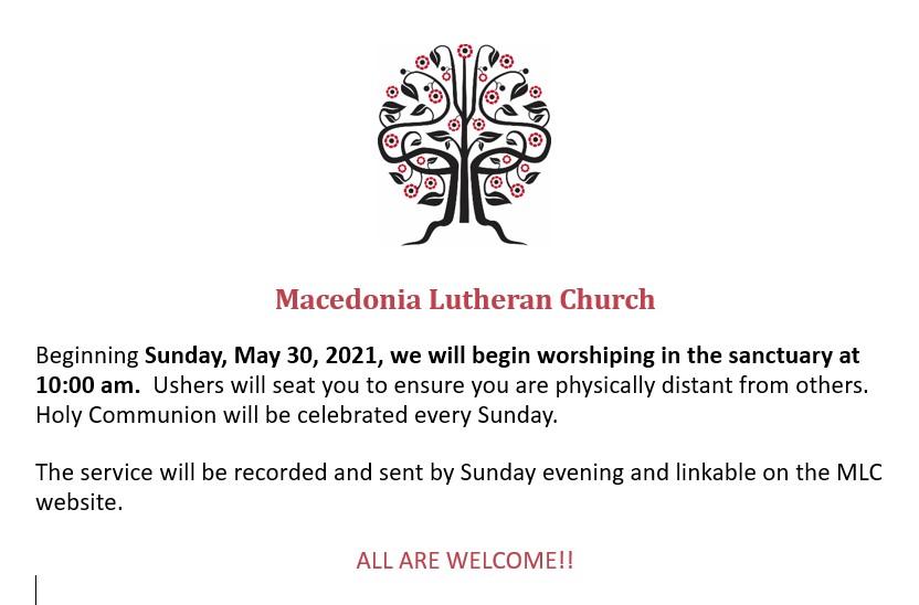 2021 Indoor Worship